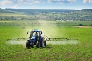 Tretiranje strništa totalnim herbicidom